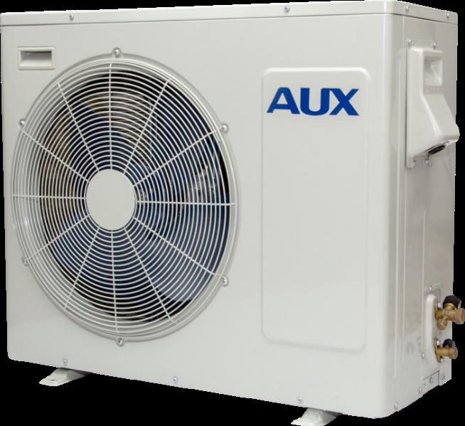 Los equipos AUX pueden lograr un significativo ahorro de electricidad.